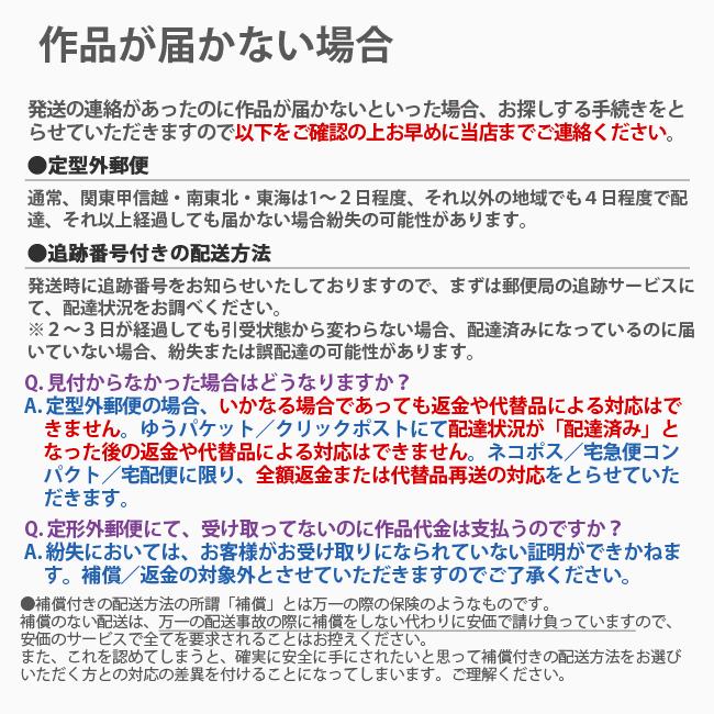 【ルナティックキャットイズム】配送について5